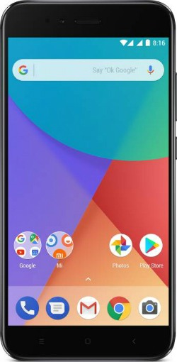 Refurbished Xiaomi Mi A2 (Black, 64 GB) - Unboxed for Sale