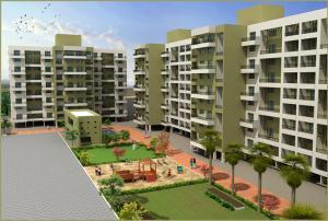 Mind Space Olive Apartment, Ambegaon Budruk
