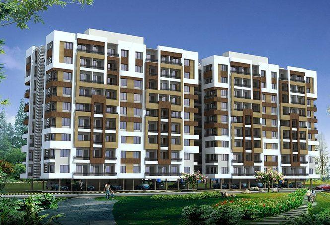 Radha Madhav Vrindavan Apartment, Jamtha Wardha Road, Nagpur