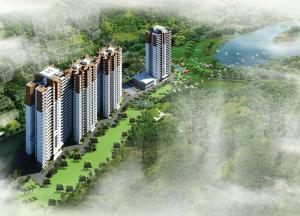 Prestige Misty Waters phase 1, Hebbal