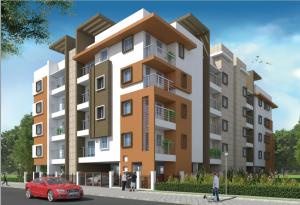 Navajyothi Rajamatha Grant, Ramamurthy Nagar