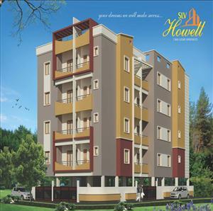A R SLV Howell, Kalyan Nagar