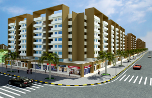 Laxmi Avenue D Global City Ph-1, Virar West