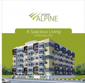 Avani Alpine, Electronic City Phase I