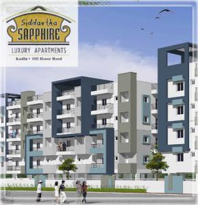 Siddartha Sapphire, HSR Layout