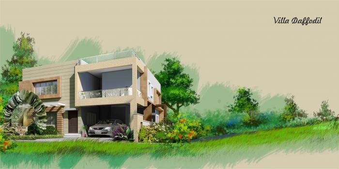 Golden Homes Phase III, Attibele, Bangalore