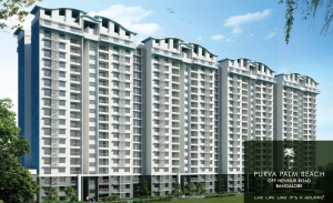 Purva Palm Beach, Hennur Road
