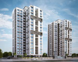 Unnathi Woods Phase III C1, Ghodbunder Road