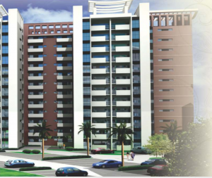 Ansal Megapolis Fairway Apartments I, Bodaki