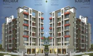 Manas Malhar Residency, Kamothe