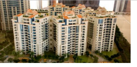 Supertech Oxford Suites, Sector-16B, GreaterNoida