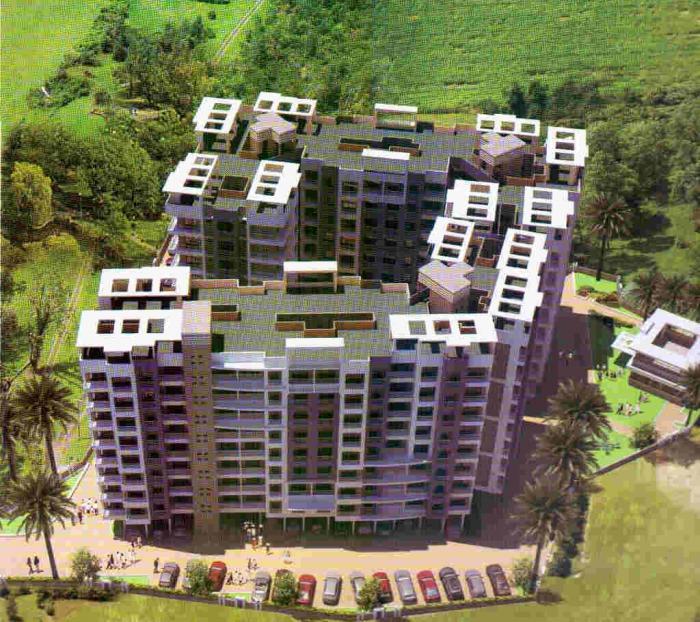 Manohar Vikas Residency, Badlapur East, Mumbai
