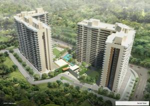 Kalpataru Hills  Phase II, Manpada