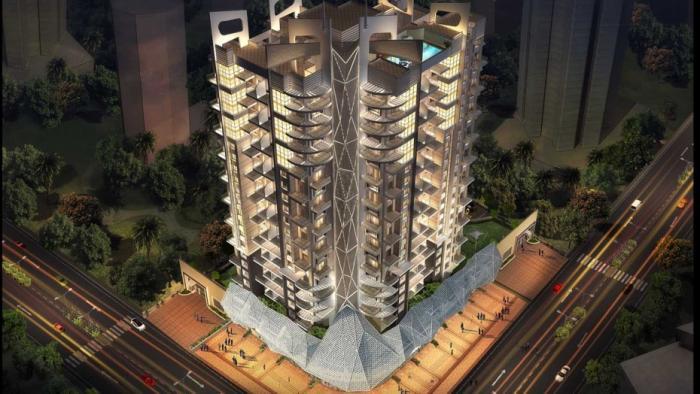 Bhojwani Skyscraper, Tathawade, Pune