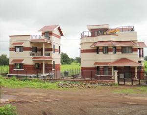 Our Town The Villa Apartment, Khardi