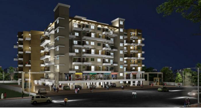 Kalki Nivrutti Heights, Moshi, Pune