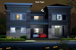 Subishi Mist Luxury Homes, Gachibowli