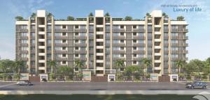 Shri Sai Status Tagore Residency, Paldi