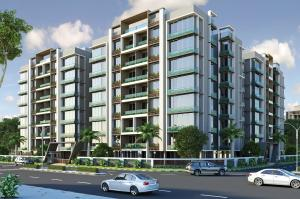 Dwarkesh Greens, Thaltej