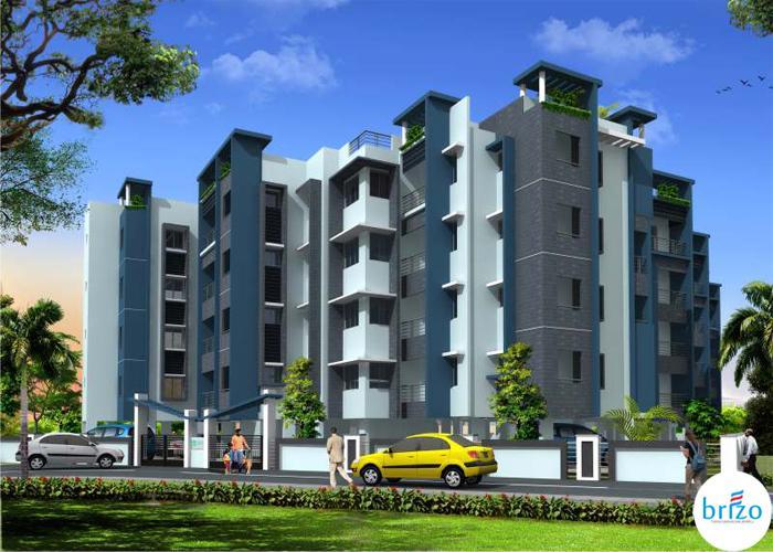 SPP Brizo Apartment, Saravanampatti, Coimbatore
