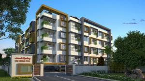 Mehi Aarushi Residency The Rising Sun, Yelahanka New Town