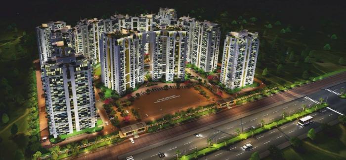 Sikka Kaamna Greens, Sector-143, Noida