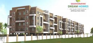 Siddhivinayak Dream Homes, Chakan