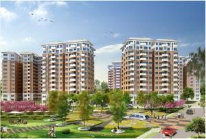 Zuari Garden City Apartment, KRS Road