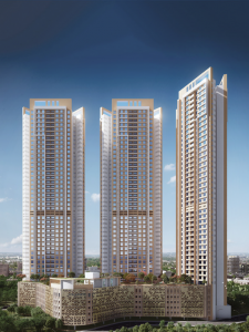 SD Astron Tower, Kandivali East