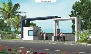 GE Global Green Apple Villas, Chandapura