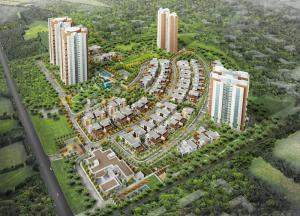 Prestige White Meadows, Whitefield