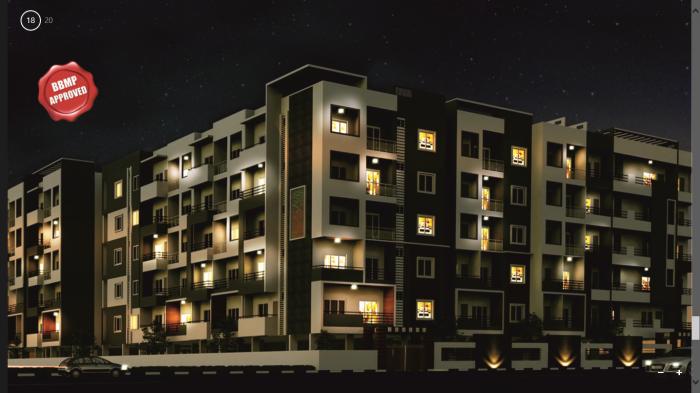 Dhanush Enclave, MS Palya, Bangalore