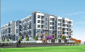 Dhanush Enclave, MS Palya