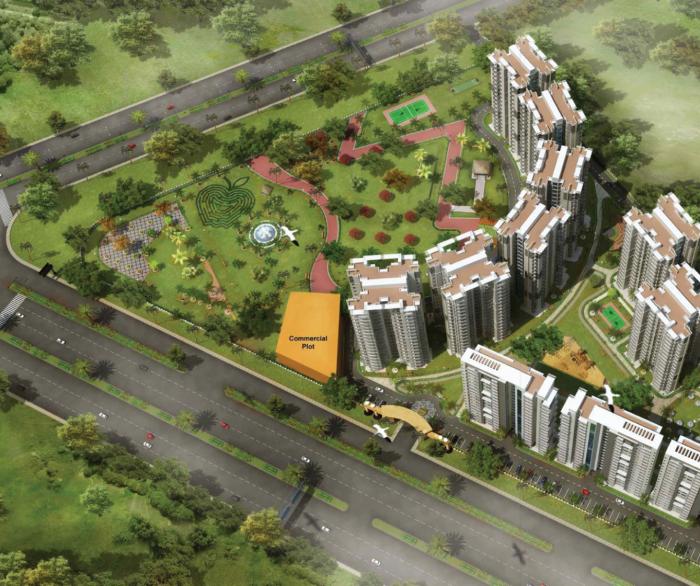 Sunworld Vanalika Phase II, Sector-107, Noida