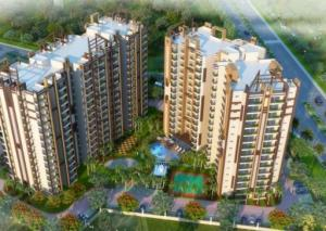 SL Green Orchid, New Moradabad