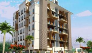 Aawas Koastal Apartments, Khamla