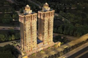 Lakhani Empire Tower, Thane West