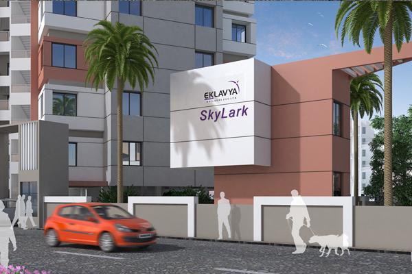 Eklavya Skylark, Kharadi, Pune