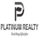 Platinum Realty - Logo