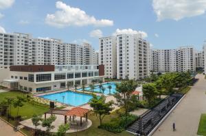 Adarsh Palm Retreat Condominiums, Varthur