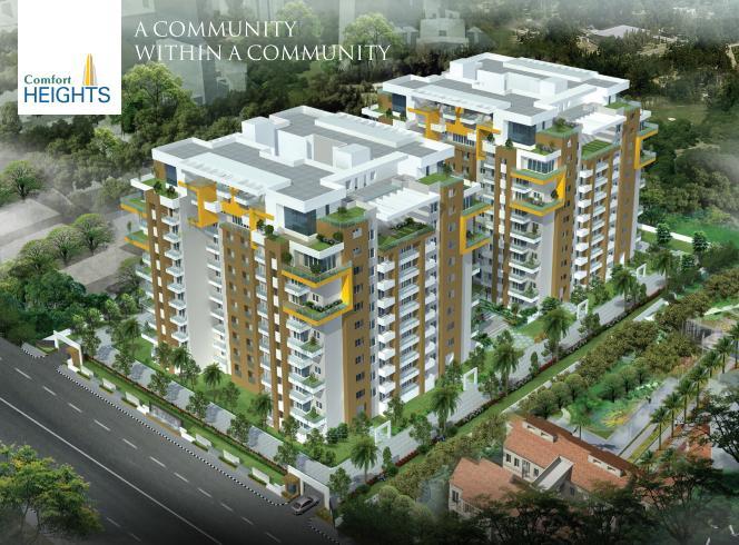 Comfort Heights, Kanakapura Road, Bangalore