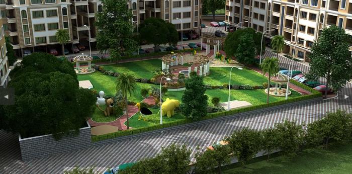 Green Green City III, Jamtha, Nagpur