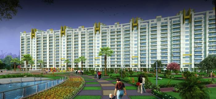 Parsvnath Exotica Phase III, Gt Road, Ghaziabad