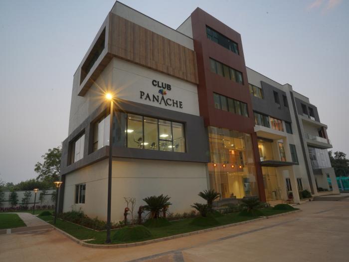 Vertex Panache, Gachibowli, Hyderabad