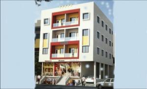 Rudraksha Apartment, Laxmipuri
