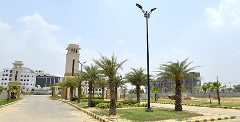 Emaar Gomti Greens, Shaheed path, Lucknow